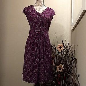 ⬇️EUC, Purple Passion Dress